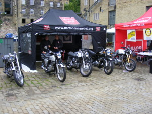 May 24th 2015 Sowerby Bridge Classic Bike Show