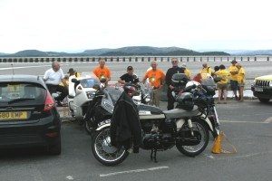 Ride Out July 2013 - Arnside in the sunshine