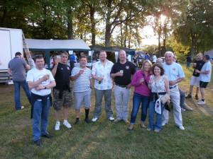 International Rally - France 2013. Time for more wine and beer!!!