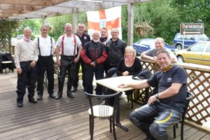 Ride out to Rosedale / Grosmont June 2016